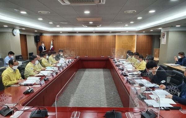 충남도, 지역안전지수 향상을 위한 분야별 원인·대책 보고회